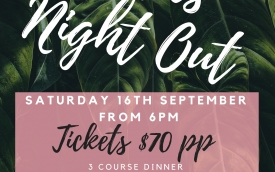 Cape York Camping Punsand Bay Ladies Night out Poster