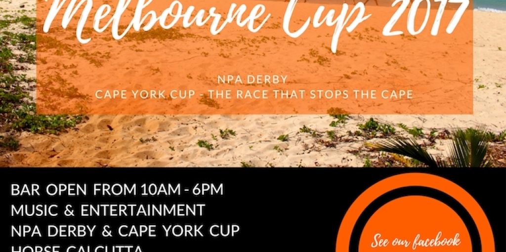 Punsand Bay Melbourne Cup Poster 2017